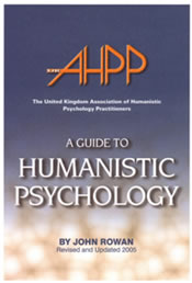 Front cover of A Guide to Humanistic Psychology